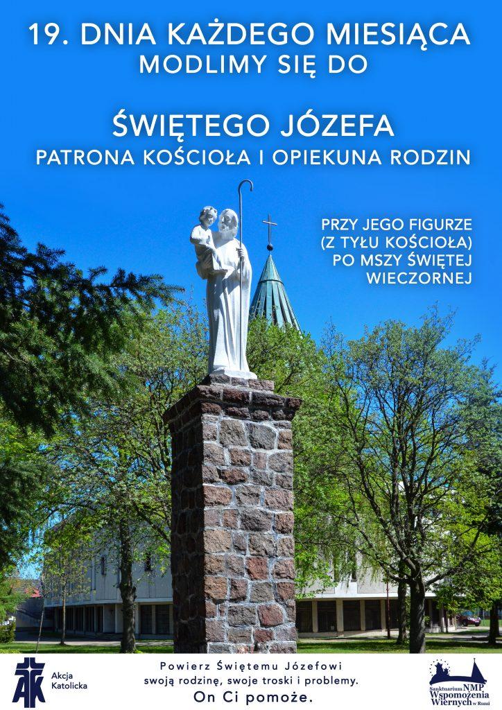 PlakatśwJózef19dzieńmiesiąca2