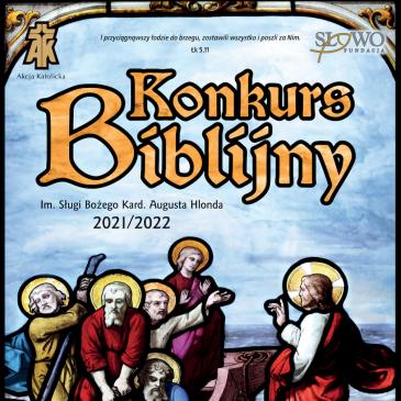 KONKURS BIBLIJNY: Zgłoszenia ONLINE